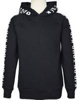 name it Sweatshirt m. Kapuze Hoodie NKMOLE black 13156986