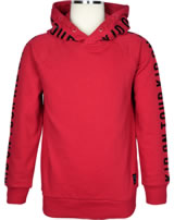 name it Sweatshirt m. Kapuze Hoodie NKMOLE jester red 13156986