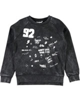name it Sweatshirt NITHENRI Kids black Batik 13146001