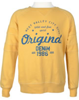 name it Sweatshirt NKMJASPER ochre 13149487