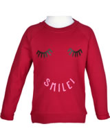 name it Sweatshirt NMFVENUS SMILE jester red 13160068