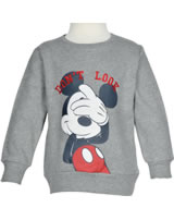 name it Sweatshirt NMMMICKEY BORIS grey melange 13151555