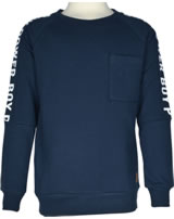 name it Sweatshirt Pullover NKMFRANKLING dark sapphire 13156096