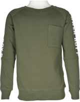 name it Sweatshirt Pullover NKMFRANKLING ivy green 13156096
