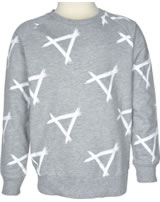 name it Sweatshirt Pullover NKMVALEXANDER grey melange 13152330