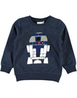 name it Sweatshirt Pullover R2D2 NITSTARWARS Mini Jungen dress blues 13147504