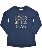 name it Sweatshirt Tunika NITDIOLO Glam dress blues 13144430