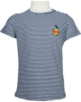 name it T-Shirt short sleeve NKFDELILAH stripes dark sapphiere 13175774