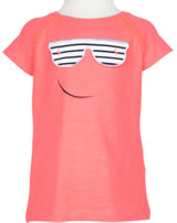 name it T-Shirt Kurzarm NKFDERIKA neon coral 13153201