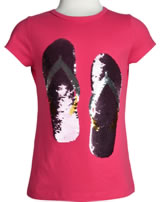 name it T-Shirt Kurzarm NKFJIP Flip Flop hibiscus 13153954