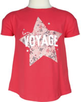 name it T-Shirt Kurzarm NKFKARA Stern hibiscus 13153534