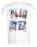name it T-Shirt Kurzarm NKMFERGUS bright white 13176074