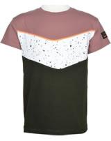 name it T-Shirt Kurzarm NKMFHIP burlwood 13178598
