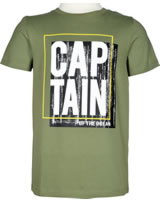 name it T-Shirt short sleeve NKMVICTOR loden green 13173856
