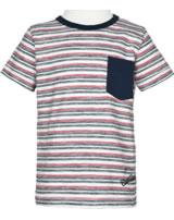 name it T-Shirt Kurzarm NMMDILLON snow white 13176490