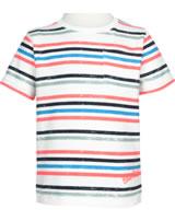name it T-Shirt Kurzarm NMMFINNO neon coral 13176015