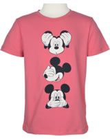 name it T-Shirt Kurzarm NMMMICKEY ULRIC spiced coral 13151558