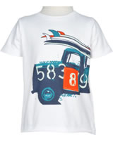 name it T-Shirt Kurzarm NMMVILHELM bright white 13154662