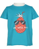 name it T-Shirt Kurzarm NMMVILHELM Ananas lake blue 13154662