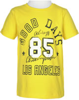 name it T-Shirt short sleeve NMMVUX empire yellow 13173862