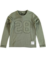 name it T-Shirt Langarm NITJOLLY deep lichen green 13144641