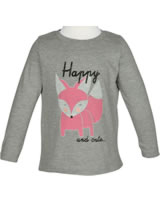 name it T-Shirt Langarm NKFVEEN grey melange 13158249