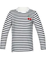 name it T-Shirt Langarm NMFDALLA dark sapphire 13175785