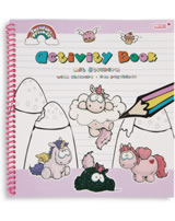 Nici Activity Book Einhorn Theodor & Friends