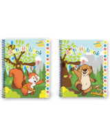 Nici Activity Book Forest Friends