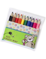 Nici Buntstift-Set Classic Bear 10 Stifte