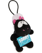Nici Einhorn Carbon Flash Sorry 8 cm mit Loop Message to go
