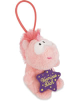Nici unicorn Merry Heart Vermisse dich 8 cm with loop Message to go