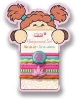 Nici Haargummi Set Jolly Yoga