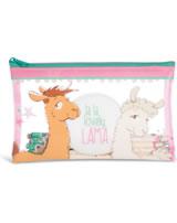 Nici Kosmetiktasche/Mäppchen la la lovely Lama