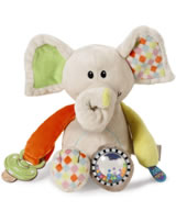 Nici My First Nici Activity-Schmusetier Elefant Dundi
