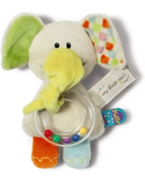 Nici My First Nici Ring-Rassel Elefant Dundi