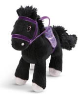 Nici Horse Black Cassis  16 cm standing Soulmates Mystery Hearts