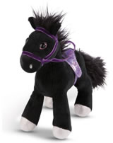 Nici Horse Black Cassis 25 cm standing Soulmates Mystery Hearts