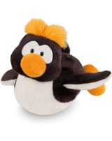 Nici Pinguin Frizzy 20 cm liegend Winter Glamour