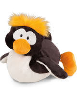 Nici Pinguin Frizzy 30 cm liegend Winter Glamour
