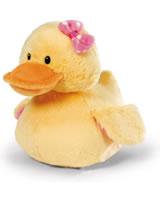 Nici peluche animal à baigner canard Bootch 15 cm