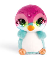 Nici Plüsch Nicidoos Flashies Pinguin Crazy 12 cm