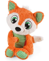 Nici plush Sleepy Head fox Finjo 38 cm