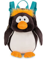 Nici Rucksack Pinguin Frizzy Winter Glamour