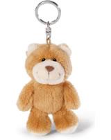 Nici porte-clés ours Grand frère brun clair