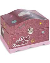 Nici Boîte à bijoux avec LED Chevaux Soulmates
