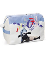 Nici Shaun das Schaf Kulturtasche Counting Sheep Glow in the dark