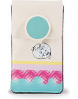 Nici Smartphonehülle/Handytasche Jolly Juicy und Jolly Summer