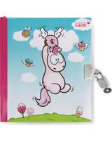 Nici Diary with lock Unicorn Theodor