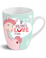 Nici Tasse Lama All you need is love